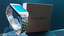 Samsung Galaxy Gear 2 SM-R3800 Rose Gold Stainless Steel Gold Brown Custom