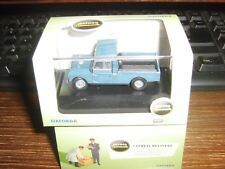 "Oxford DIE-CAST-Land Rover Serie 1 Open Back (109"") IN BLU - 1:76"