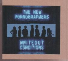 the new pornographers whiteout conditions cd promo
