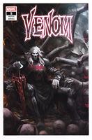 Venom #5 (2018, Marvel) SKAN VARIANT NM Knull