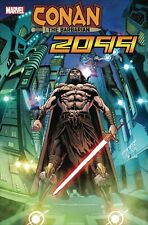 CONAN 2099 1 2019 1:25 WILL SLINEY VARIANT NM THE BARBARIAN NM PRE-SALE 11/27