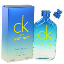 Ck One Summer EDT 3.3 - 3.4 oz By CALVIN KLEIN FOR MEN WOMEN 2015 NIB