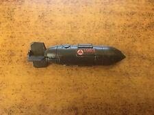 1985 GI Joe ARAH Cobra Bomb Disposal Large Bomb Rocket Part
