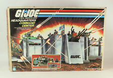 Vintage GI Joe ARAH Headquarters Command Center With Original Box 1983 Loose