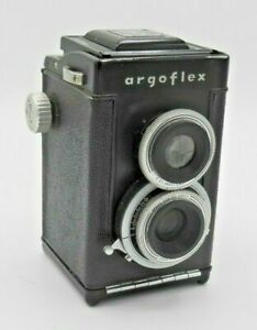 ARGUS Argoflex TLR Camera with Case