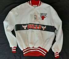 VTG 90's Chicago Bulls Windbreaker New with Tags