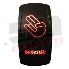 Polaris Razor Red Shocker Rocker Dash Led Light Switch 4x4 6x6 Teryx 4 2 seater