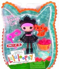 NEW! Mini Lalaloopsy Figure Doll Halloween Series Boo Scaredy Cat Costume