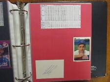 Rangers (Album/125 Pages/100 Autographs/160 Players/w/NOLAN  RYAN/JULIO  FRANCO)