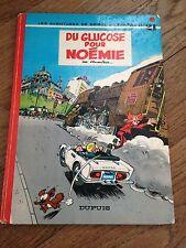 du glucose pour Noémie EO 1971 spirou et fantasio dos rond côte bdm + 50e