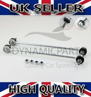 CITROEN BERLINGO PEUGEOT PARTNER FRONT STABILISER ANTI ROLL BAR DROP LINKS (2X)