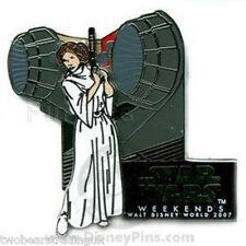 WDW Star Wars Weekends 2007 - Princess Leia Pin
