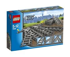 LEGO® City 7895 Weichen NEU OVP_ Switching Tracks NEW MISB NRFB