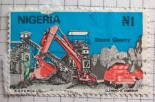 Nigeria stamps - Stone Quarry 1 Nigerian naira 1986