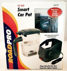 RoadPro 5027S 12 Volt 20oz Smart Car Pot Tailgating - BRAND NEW Beverage Heater