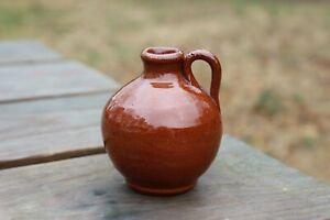 Vintage SEAGROVE  Pottery Small JUG