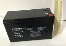 PowerSync LiFePO4 12V 7.5ah Battery Lithium