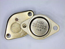"2SD202 ""Original"" SANKEN Transistor 2  pcs"