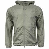 Nike Active Mens Water Repellent Full Zip Windrunner Jacket Sand 328067 200 A6C