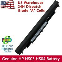OEM Genuine HS04 HS03 Battery For HP 807956-001 807957-001 807612-421 807611-421