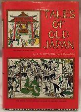 *SCARCE* Tales of Old Japan by A.B. MITFORD (1966 / 1970 3RD PRINTING ,HC, W/DJ)