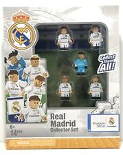 Real Madrid Collector Team Set Lego Brick 14 PCS Ronaldo OYO Sports  Soccer