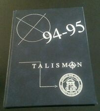 1994-95 KENNESAW STATE COLLEGE YEARBOOK*TALISMAN Vol 3 nice used no writing