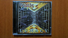Virus - Lunacy / Raped by Mutans + Bonus 80's Thrash Remastered Official CD