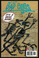 THE BAD EGGS <IT'S A DEAD ISSUE!> US ARMADA COMIC VOL.1  # 4of4/'96