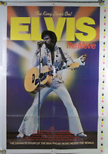 ELVIS FF ORIG 1SH MOVIE POSTER KURT RUSSELL JOHN CARPENTER (1979) PRINTERS PROOF