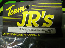 VINTAGE TIRES TEAM JR'S CUSTOM PRODUCTS SLD IMPERIAL SUPER SOFT 1/8 BUGGY
