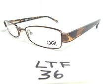 Ogi Eyeglass Frame Tortoise Metal/Plastic 2231/1244 Heritage Men Women (Ltf-36)