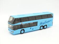 Rietze 1/87 HO - Car Autocar Neoplan Skyliner Bleu Clair