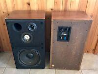 Vintage Pioneer CS-R500 HiFi Bookshelf Speakers