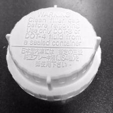 Genuine Mitsubishi Brake Fluid Cap Cover Many OLD Vehicles See List Below