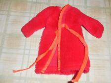 Vintage Barbie 1969 Dream Ins #1867 Plush Robe-Excellent