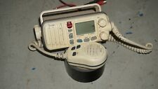 Icom Marine Vhf radio Model Ic-M402, good condition