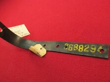 NOS 51 52 CHEVY SEDAN DELIVERY REAR BUMPER BRACKET BRACE RIGHT HAND GM# 3688294