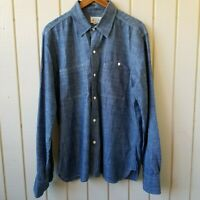 Urban Outfitters Koto Men's Long Sleeve Button Down size Large