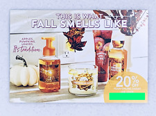 10 Bath & Body Works Coupon 20% Off Only VALID UNTIL --1-13-20