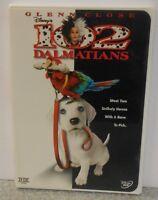 102 Dalmatians (DVD, 2001) RARE DISNEY MINT DISC W INSERTS