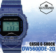 Casio G-Shock New Denim'd Color Limited Models Watch DW5600DE-2D AU FAST & FREE