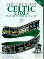 The Greatest Celtic Goals in the World... Ever (DVD, 2 Discs) NEW Sealed