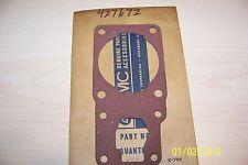 Vintage Pioneer chainsaw cylinder gasket set #507427672  NEW NOS