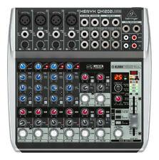 Mixer Behringer XENYX Qx1202