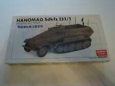 Academy Hanomag Sdkfz. 251/1 - German Half Track Nr.1314
