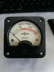 Vintage Meter Ex AIR MINISTRY