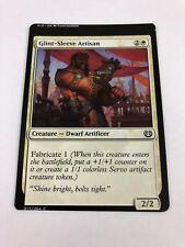 Magic The Gathering MTG Aether Revolt Glint-Sleeve Artisan Miscut Error Card