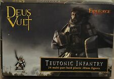 FIREFORGE GAMES FFG005 TEUTONIC INFANTRY