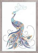 """Counted Cross Stitch Kit RIOLIS - """"Bird of Luck"""""""